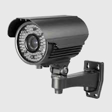 Fort Worth Security Cameras - Bullet Security Cameras