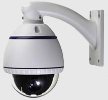 PTZ Pan Tilt Zoom Security Cameras