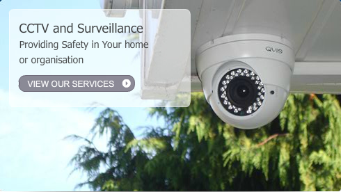 Dome Security Cameras Services