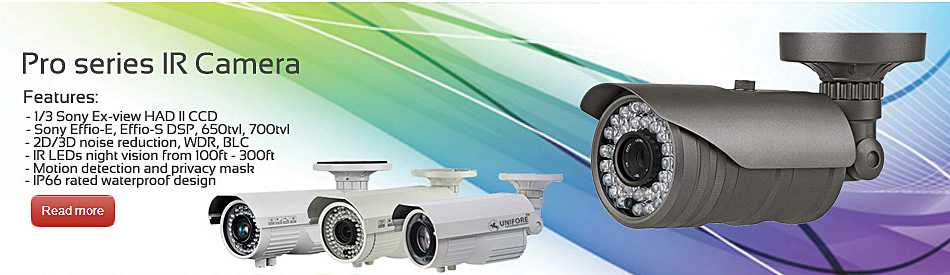 Security Cameras Fort Worth - IR Security Cameras