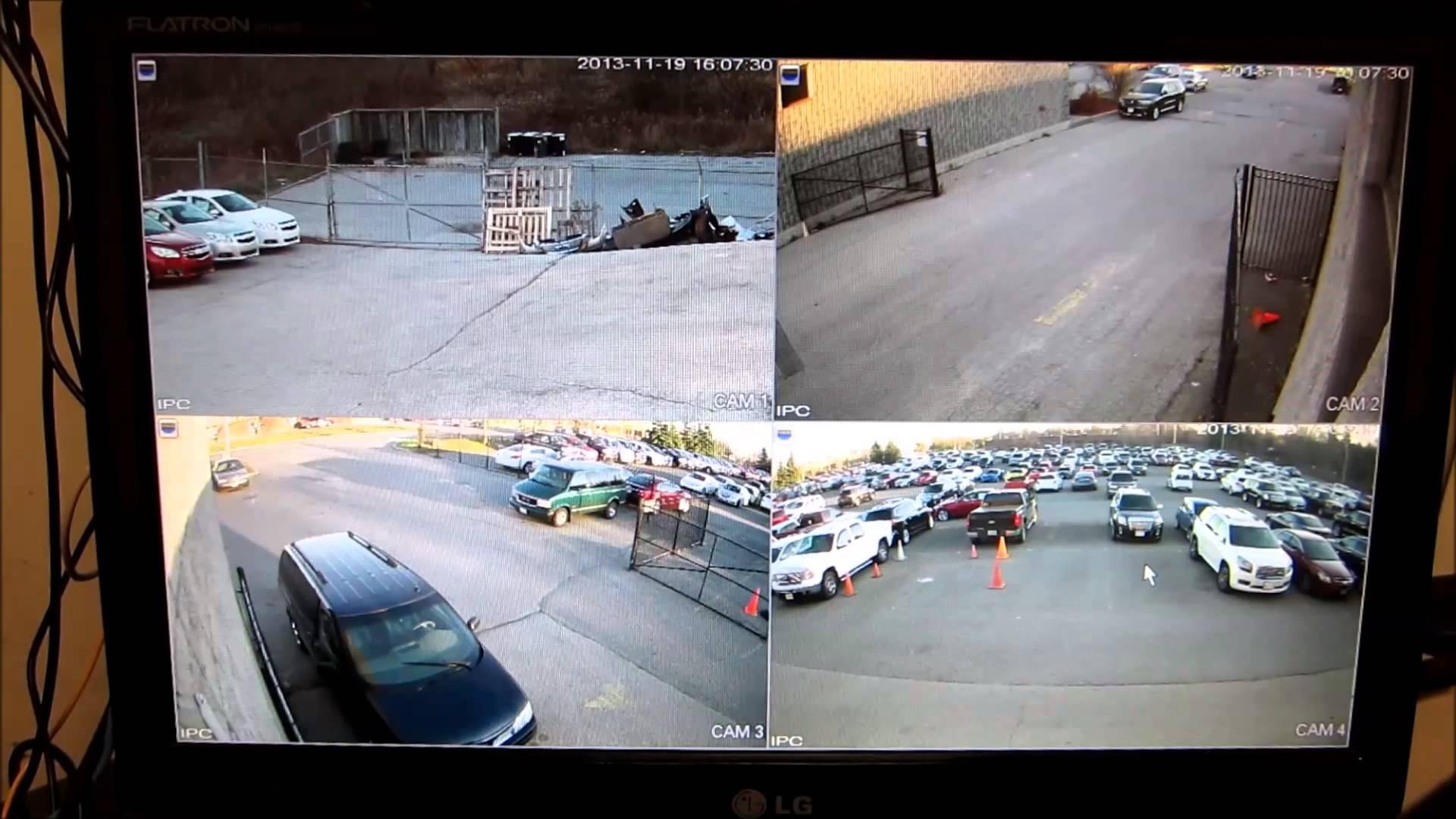 Home CCTV Camera Systems